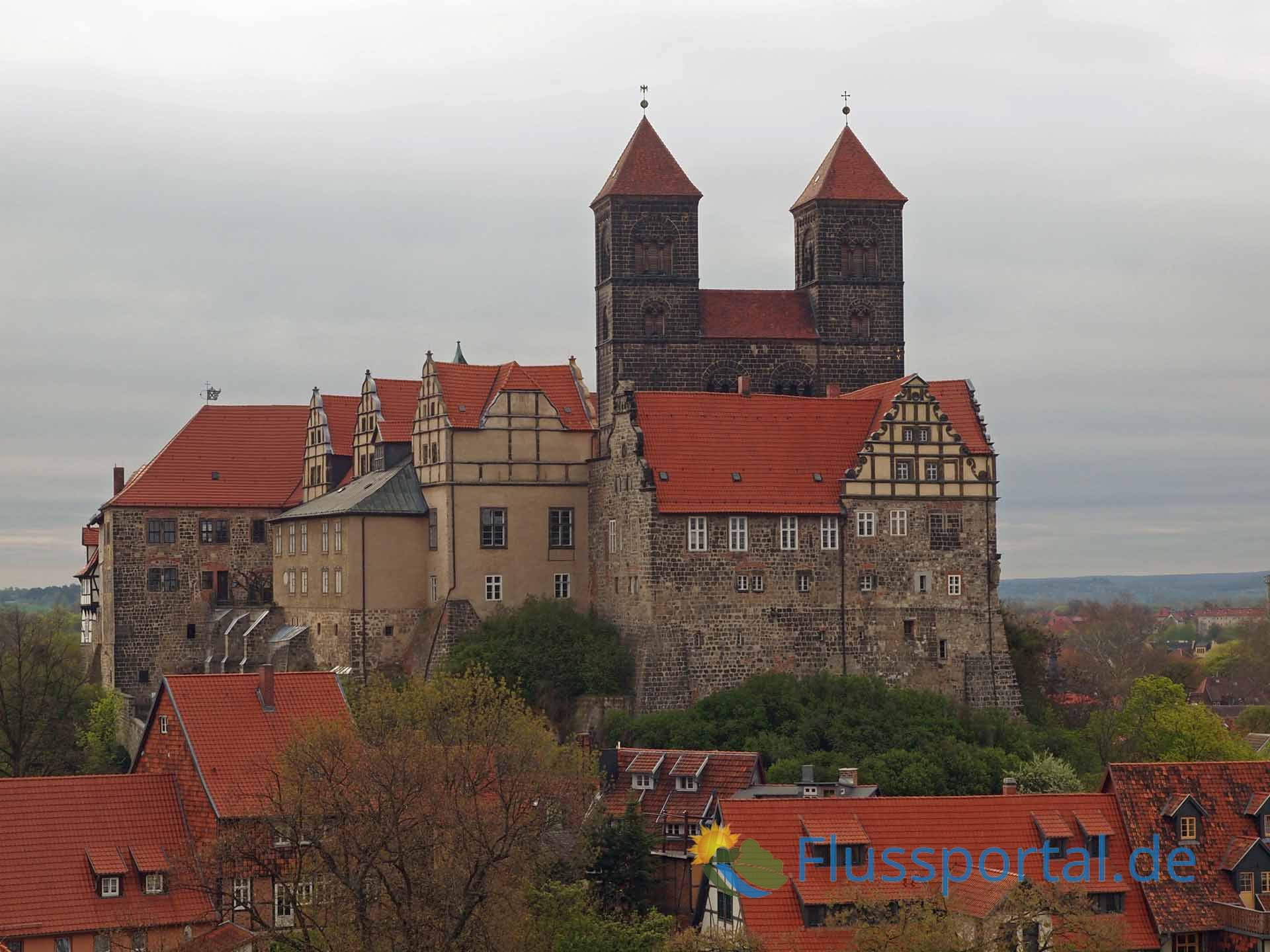 Die Schicksalsorte der Ottonen: Die Quedlinburger Stiftskirche