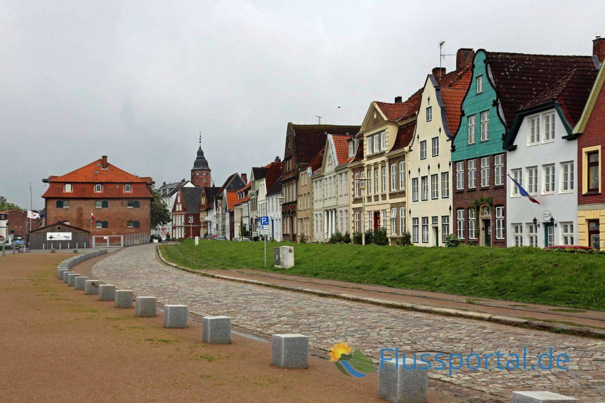 Jahrhundertelang betrachteten die Dänen Hamburg als eine dänische