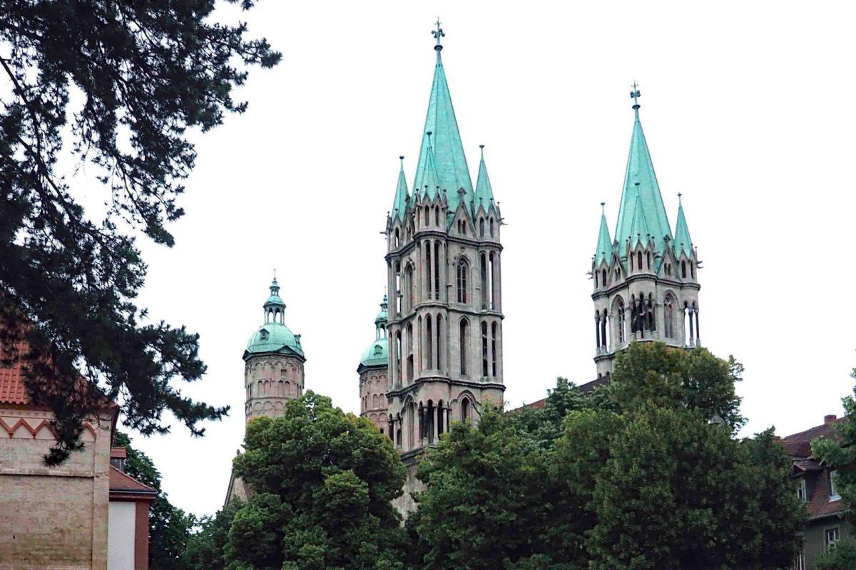 von der Spätromanik zur Frühgotik: Der Naumburger Dom