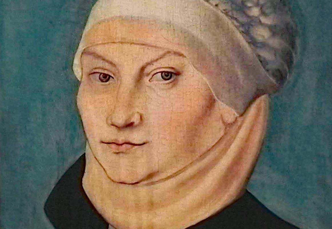 Luthers Ehefrau, Katharina von Bora wird für in Torgau sehr verehrt