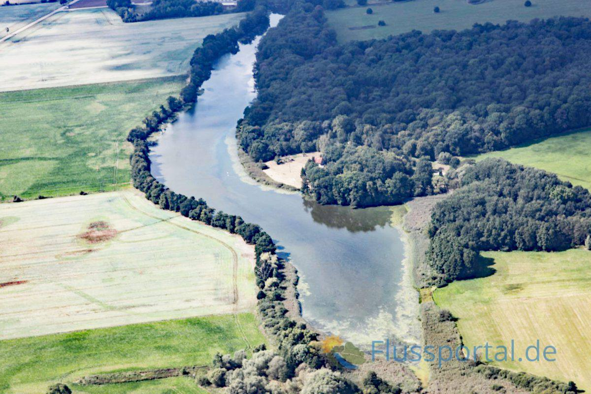 Das Naturschutzgebiet Klödener Riß