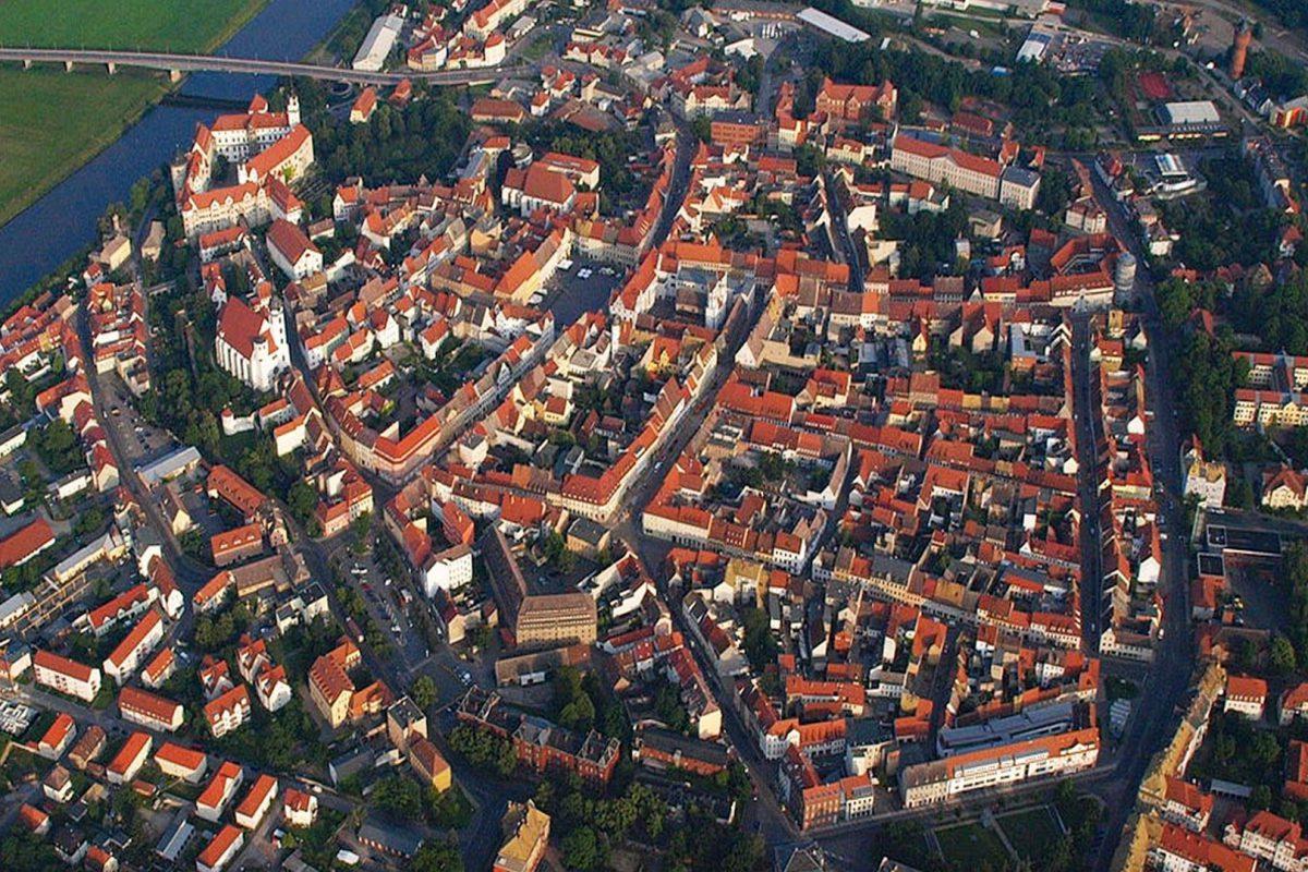 Die Renaissancestadt Torgau, Residenz der sächsischen Kurfürsten