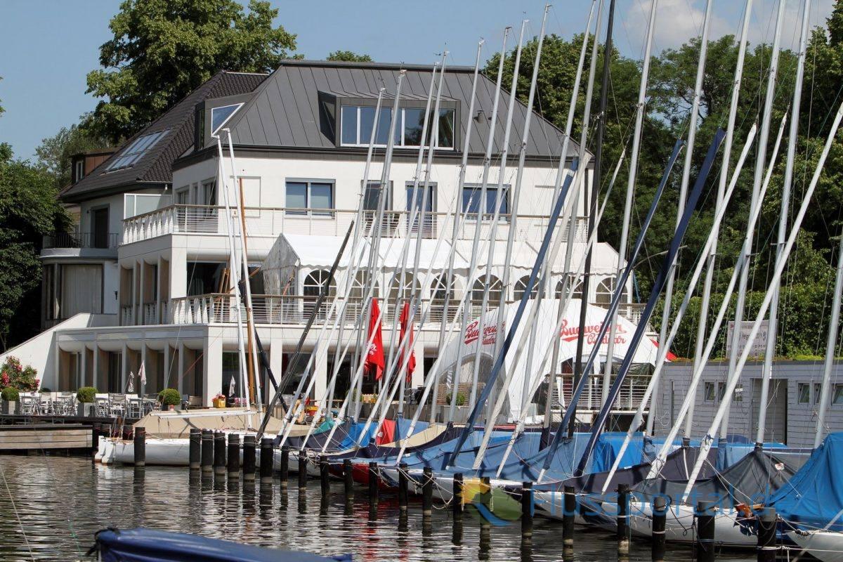 Der Norddeutsche Regatta Verein (NRV) ist einer der ältesten zudem einer der größten deutschen Segelclubs