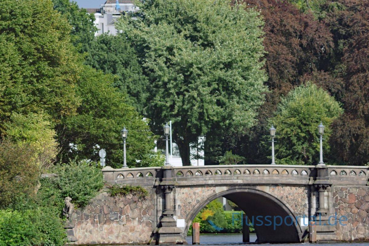 Die Feeteichbrücke