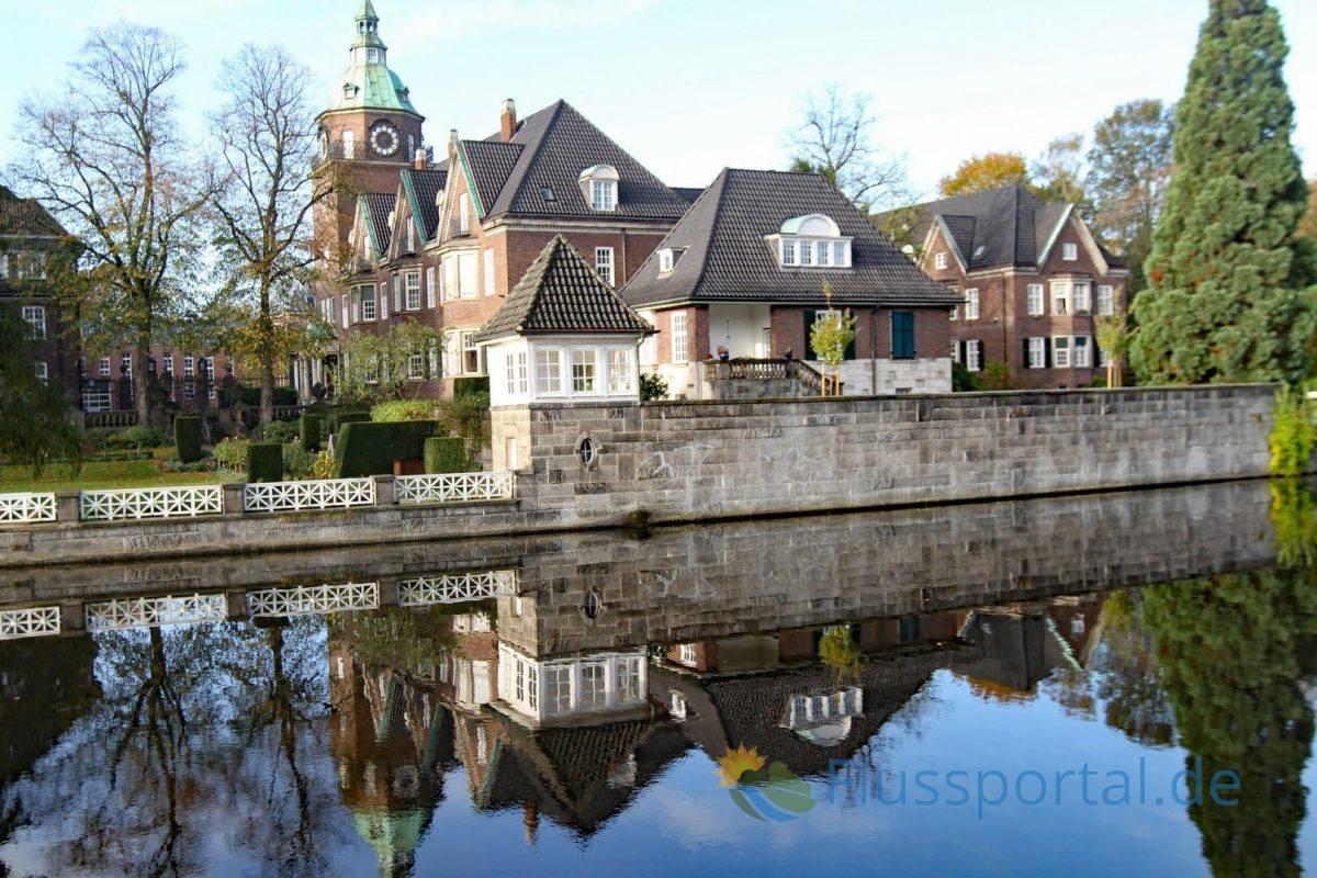 Das Kloster St. Johannis in Hamburg ist heute ein evangelisches Damenstift