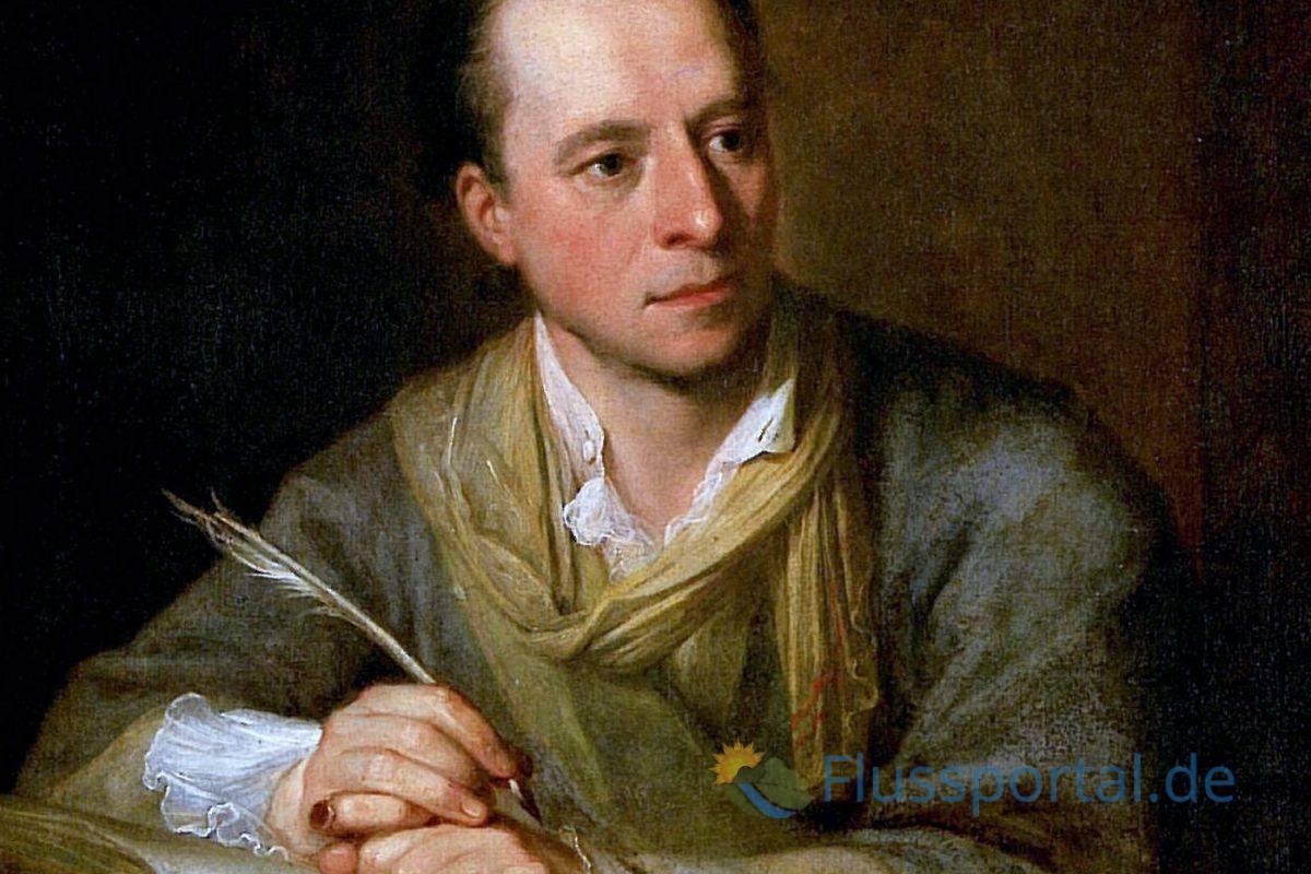 Für Johann Joachim Winckelmann war es die höchste Aufgabe der Kunst, die Schönheit darzustellen